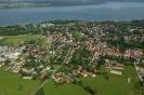 Luftbild von Utting am Ammersee